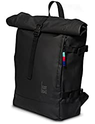 Got Bag roll-top backpack Practical laptop, Bicycle, University, Travel, Rucksack, Waterresistant, daypack
