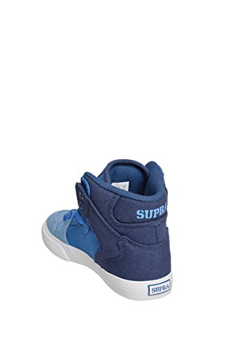 Supra III Mens White Skytop Gradient Shoes Blue rzrwgxq6