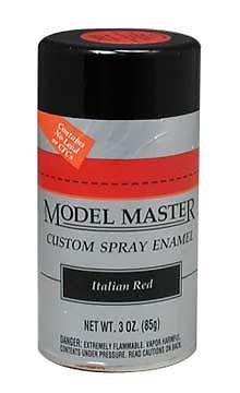 Testors Model Master Italian Red Spray 2919 new ,#G14E6GE4R-GE 4-TEW6W284254 ()