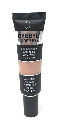 IT COSMETICS 0.4 oz Bye Bye Under Eye Full Coverage Anti-Aging Waterproof Concealer (20.0 Medium)