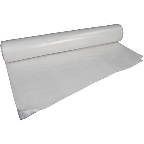 | 4 Mil x 100 ft Cornerstone 10 ft Clear Plastic