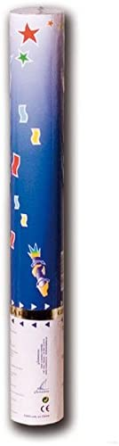 Ca/ñ/ón confetti 40 cm 012000033 Verbetena