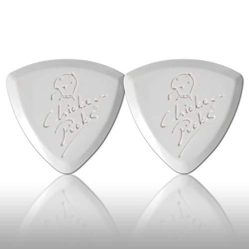 2 x ChickenPicks Bermuda III 2.1 mm guitar picks