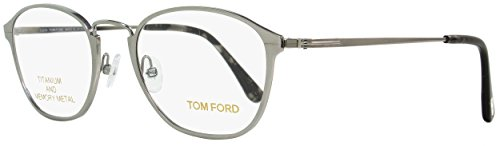 Eyeglasses Tom Ford TF 5349 FT5349 006 shiny dark nickeltin