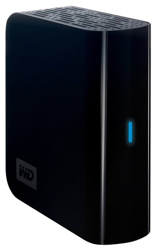"Western Digital My Book Essential 1 Terabyte (1TB) USB 2.0 3.5"" External Hard Drive (Black)"