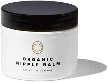 Cora Organic, Lanolin-Free, Baby-Safe Nipple Cream/Nursing Balm Soothes Nipples Naturally for Safe, Comfortable Breastfeeding