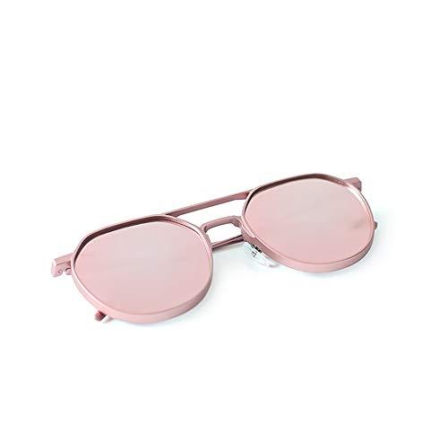 retro metal de de UV sol gafas protección sol NIFG moda color de de Gafas qBCXWyxYwf