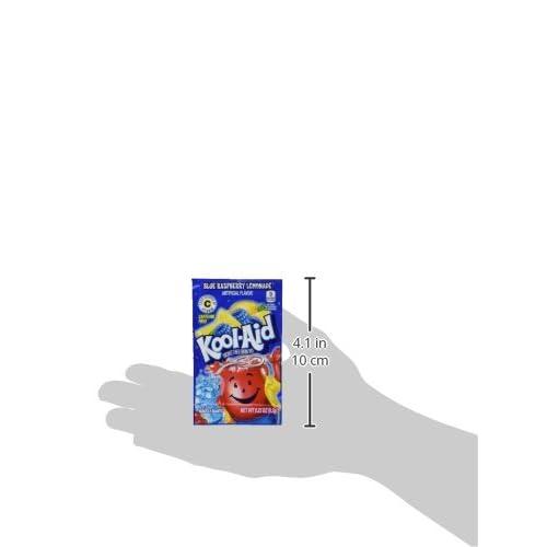 chic Kool-Aid Twists Soft Drink Mix - Ice Blue Raspberry Lemonade
