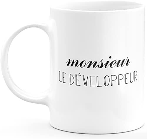 Mug Monsieur Le développeur – …