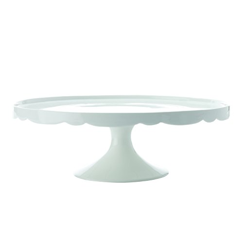 Maxwell & Williams Designer Homewares P89030 White Basics Cake Stand, 12