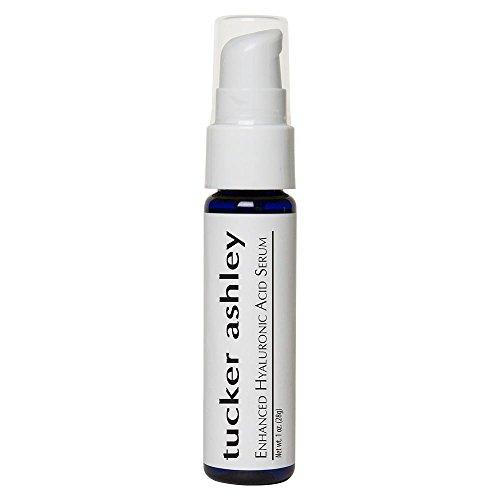 tucker ashley Enhanced Hyaluronic Acid Serum