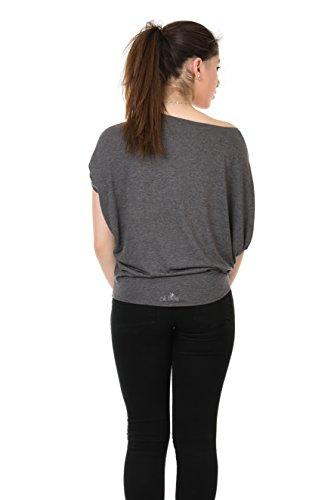 de suelta murci de Top verano 3elfen Camiseta RSWXCTWq