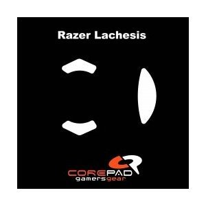 Corepad Mouse Skatez Pro Razer Lachesis (2 sets of replacement feet) (Razer Lachesis Feet compare prices)