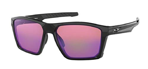 Oakley Targetline OO9397 939705 58M Polished Black/Prizm Golf Sunglasses For Men+BUNDLE with Oakley Accessory Leash Kit