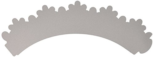 We R Memory Keepers Botanical Cupcake Liner Cookie Cutter Die (Quickutz Cake)