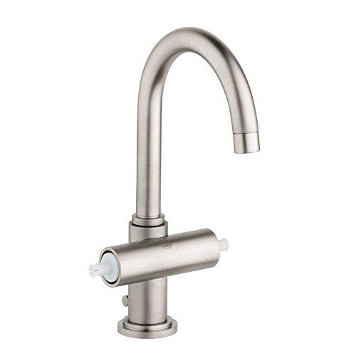 Atrio Centerset 2-Handle Single-Hole High Arc Bathroom Faucet - 1.5 GPM