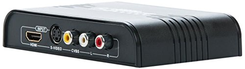 Tmvel TMV HD2HDMI S Video MultiSystem Converter