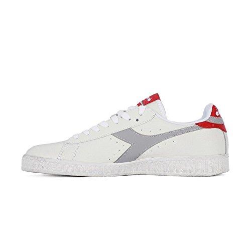 Diadora Baskets Pour Homme Blanc Bianco