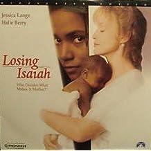 Losing Isaiah Laser Disc Movie, Jessica Lange, Halle Berry