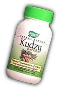 Natures Way Kudzu Root Vegetarian Capsule, 50 ()