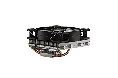 be quiet! BK002 Shadow Rock LP- CPU Cooler - 130W TDP- Intel LGA 775 /1150 / 1155 / 1156 / 1366 / LGA2011 Square ILM & AMD Socket AM2(+) / AM3(+) / AM4 / FM1 / FM2(+)