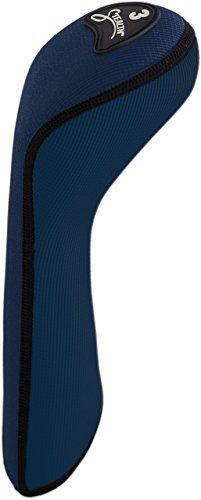 stealth-club-covers-39060-fairway-wood-3-golf-club-head-cover-navy-blue-solid-black-trim