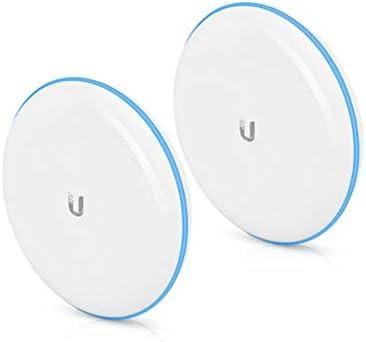 Ubiquiti UniFi UBB - Kit de Puente PtP (60 GHz/5 GHz, 1 Gbps+)