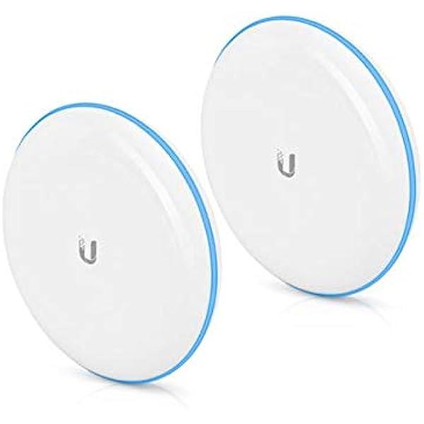 Ubiquiti UniFi UBB - Kit de Puente PtP (60 GHz/5 GHz, 1 Gbps ...