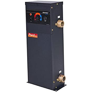 Pool heater installation and maintenance information
