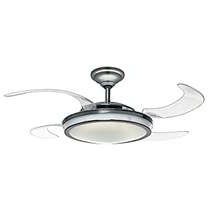 Ceiling Fans With Retractable Blades