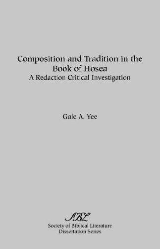 Composition and Tradition in the Book of Hosea: A Redaction Critical Investigation (Bulletin of the American Society of Papyrologists)