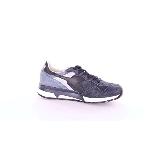 SCARPE DIADORA HERITAGE TRIDENT 90 S SHOES MAN UOMO SNEAKER blue nights china blue
