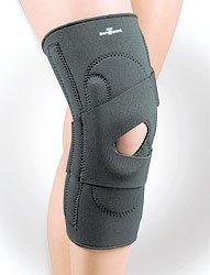 Safe-T-Sport Lateral Knee Stabilizer Left Black Xxxl