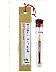 Japanese Hand Sewing Needles - Tulip Sashiko Needles - Long Assortment