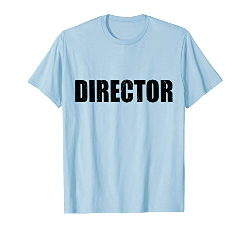 Director Funny Cute Lazy Easy Simple DIY Halloween Costume ()