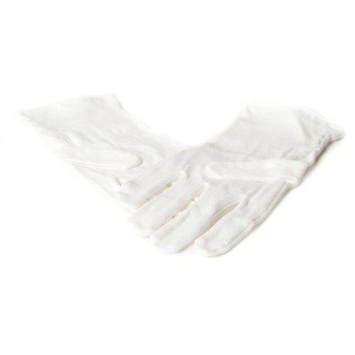 Incutex 12 paia di guanti di stoffa in cotone 20bea0847168