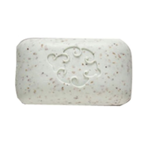 Baudelaire Hand And Shower Soap Mint Loofa 5 Ounces (Pack of 6)