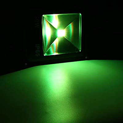 10W/20W/30W/50W Waterproof IP65 LED Flood Outdoor Garden Security Lamp AC85-265V - Outdoor Lighting LED Flood Lights - 1x LED flood light