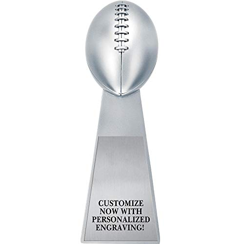 7.25 Personalized Cooking Chef Award Trophy On Deluxe Round Base Chef Trophies with Custom Engraving