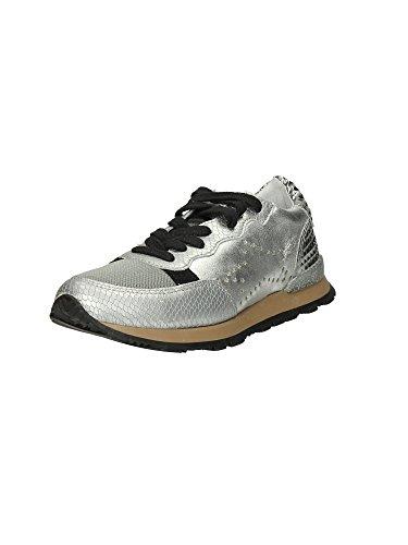 Ishikawa Running Zapatillas Mujer Plateado