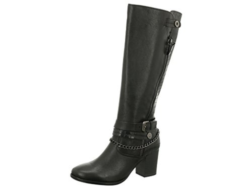 Marco Tozzi 2-25616-27 Damen Stiefel Black Antic Combi