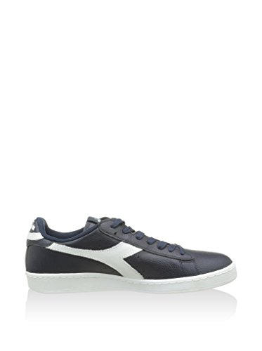 Eu Low Blu Diadora Sneaker 5 Uk Navy 38 Game 5 L 5 Waxed gxf0qtBqn