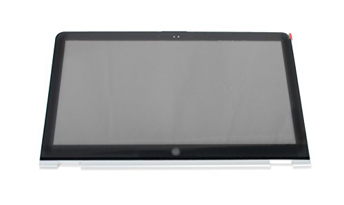 FirstLCD LCD Screen Replacement Assembly For HP Envy M6-AQ003DX M6-AQ005DX M6-AQ105DX M6-AQ103DX M6-AR004DX Touch Digitizer LED Display Panel W/Bezel W/PCB Control Board - Hewlett Packard Control Panel