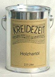 Kreidezeit - Huile dure à l'huile de Ricin 2, 5 l