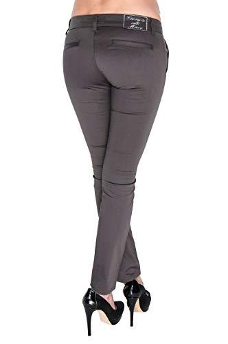Mujer Anthracit Mare Para Pantalón Di Giorgio qT6IZw