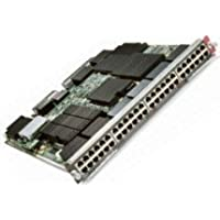 Cisco WS-X6748-GE-TX Catalyst 6500 Series High Performance Ethernet Interface, 48-Port, 10/100/1000 Mbps Module