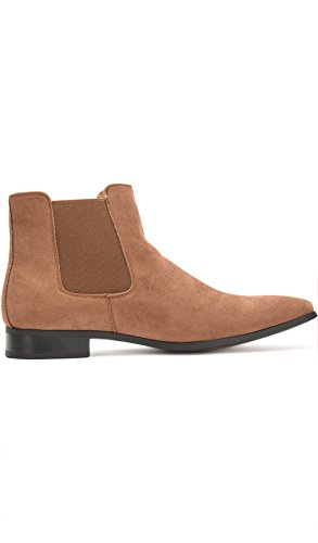 Reservoir Shoes Bottines à Bouts Pointus Homme Perm Camel 45hrxp
