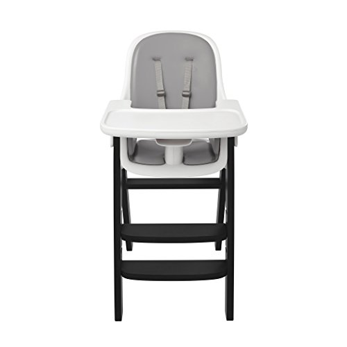 Oxo Tot Sprout High Chair, Gray/Black
