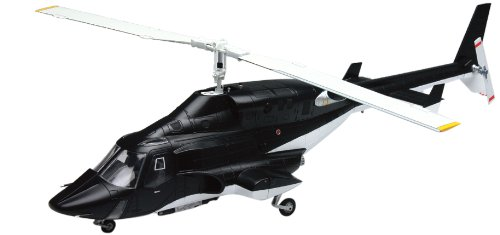 AOS05590 1:48 Aoshima Airwolf Helicopter MODEL (Airwolf Helicopter)