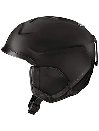 46fe9e143bd Oakley Mod 3 Adult Ski Snowboarding Helmet - Matte Black Medium